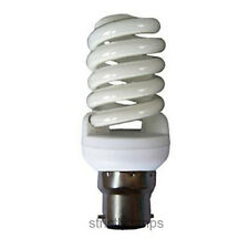 20w Cool White Energy Saving Spiral Light Bulb 100w Equivalent Very Bright