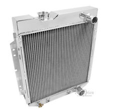 1964 1965 Mercury Comet Champion 2-Row Core Alum Radiator