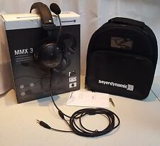 BEYERDYNAMIC MMX 300 - Premium PC Gaming Headphones With Mic OPEN-BOX REF#547