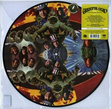 THE GRATEFUL DEAD THE GRATEFUL DEAD VINILE LP (50TH ANNIV.EDT.PICTURE DISC) !