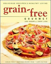 Grain-Free Gourmet-ExLibrary