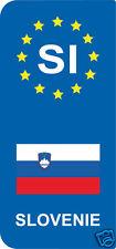 2 Stickers Europe SLOVENIE