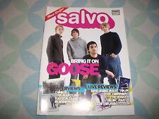 Salvo 2007 The Rapture Blood Red Shoes Goose Kings of Leon Bloc Party The Horror