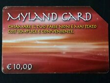 SCHEDA USATA MYLAND CARD