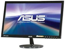 "ASUS VS229H-P Black 21.5"" 5ms (GTG) HDMI IPS-Panel LED-Backlit Widescreen LCD Mo"