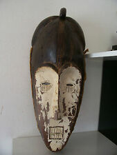 Masque africain. African mask Fang