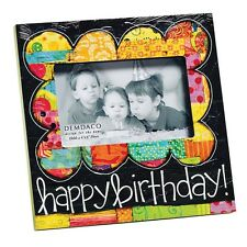 Colourful Devotions100074 Happy Birthday Picture Frame New & Boxed