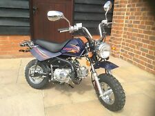 *BRAND NEW* LIFAN 70cc ROAD LEGAL MONKEY BIKE PIT BIKE SCOOTER