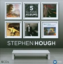 Stephen Hough-5 Classic Albums, New Music