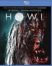 Howl (Blu-ray Disc, 2016) horror
