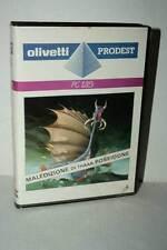 MALEDIZIONE DI THAAR POSEIDONE USATO OLIVETTI PRODEST PC 128 EUR ITA FR1 48485