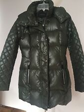Andrew Marc - Marc NY Down, Puffer Coat, Olive, S, NWOT