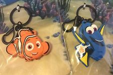 New Finding Dory And Nemo LED Flashlight light Torch Lamp Keyring key ring Chain