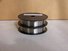 Pure Nickel wire (non resistance  wire )   28 awg  100 ft.