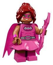 Lego Batman Movie Series Pink Power Batgirl MINIFIGURE 71017 NEW