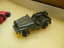 MIDGETOY VINTAGE COLLECTOR JEEP WILLYS MILITAIRE comme neuf issue du coffret n°1