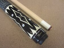Kaiser Tiger Stripe Wood Pool Cue K304D w/ FREE Shipping
