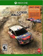 Sebastien Loeb Rally Evo: Day One Edition (Xbox One, Racing, Video Game) NEW