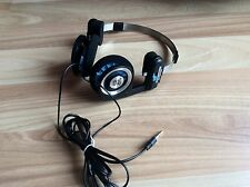 Koss Porta Pro Headband Headphones Blue-excelent condition