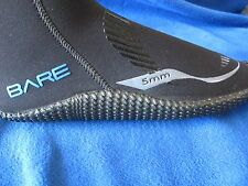 Bare 5mm water sport boot 2014 size 11