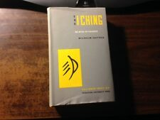 The I Ching or Book of Changes translated by Richard Wilhelm Hardcover w/ DJ