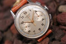 Vintage watch CHRONOGRAPHE SUISSE Landeron montre Uhr reloj wristwatch 37mm