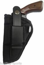 Intimidator Revolver Gun holster Fits S&W Air Weight 5 shot 38 special snub nose