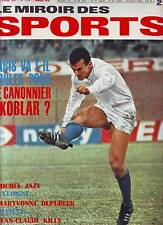 09/02/67 le miroir des sports n°1170  SKOBLAR JAZY  KILLY BOXE CLAY TERRELL