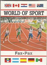 SPORTS  - FAX - PAX - SEALED PACK OF 40 BEAUTIFUL SPORTS CARDS - 1993