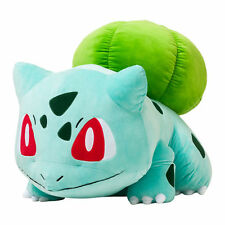 "Large big JUMBO BULBASAUR Pokemon Center Nintendo 24"" Plush Toy Pokemon GO Doll"