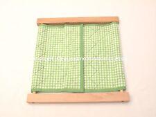 NEW Montessori Practical Life - Beechwood Toddler Velcro Dressing Frame