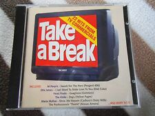 Take a Break CD 22 Hits from TV Commercials