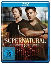 SUPERNATURAL, Staffel 8 (4 Blu-ray Discs) NEU+OVP