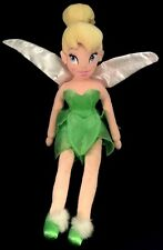 Tinkerbell Fairy Plush Toy Disney Store 21 Inches Peter Pan Pixie Dust
