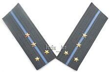 1 Paar UdSSR Schulterstücke für Uniform Hauptmann / Kapitan Rote Armee SU