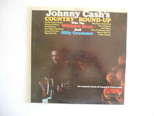 JOHNNY CASH - COUNTRY ROUND UP - STEREO JS-6010 / HILLTOP RECORDS / 1966