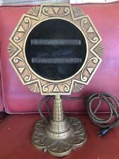 Vtg Markel Heetaire Electric Heater Neo-Glo  Art Deco Antique