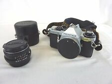 PENTAX ME SUPER 35mm FILM CAMERA WITH SMC PENTAX-M 28mm f2.8 LENS           #NS#