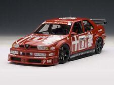 AUTOart Alfa Romeo 155 V6 TI DTM 1993 Winner Zolder 1:18 89303