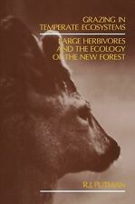 Grazing in Temperate Ecosystems : Large Herbivores and the Ecology of the New...
