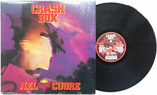 Crash BOX-NEL CUORE LP Indigesti Wretched Negazione Raw Power ITALY Hardcore