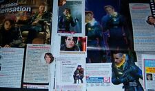 Noomi Rapace 23 pc German Clippings Collection