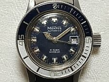 OROLOGIO DIVER VINTAGE MONVIS SWISS MADE