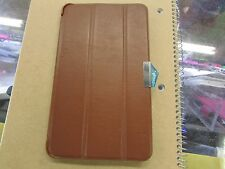 """Bear Motion Samsung Galaxy Tab 4 7"""" Tablet Stand Book Folio over Brown LOT of 10"""