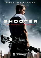 SHOOTER Movie POSTER 27x40 G Mark Wahlberg Michael Pe a Danny Glover Kate Mara