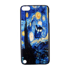 Starry Night Doctor Dr Who Hard Case Cover Skin for iPod Touch 5 5th generation