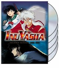 InuYasha - Complete Season 2 (DVD, 2005, 5-Disc Set)