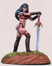 Limited Edition 2003 ELMORE AMAZON Dark Sword Miniatures DSM1301