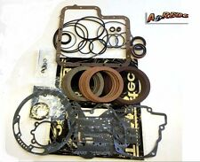 '66-'76 FORD C6 BANNER KIT: TRANSTEC / BORG-WARNER TOP-QUALITY PARTS