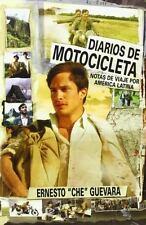 Diarios de Motocicleta: Notas de Viaje (Film Tie-in Edition) (Che Guev-ExLibrary